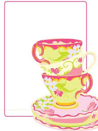 tea party invitations free template free blank tea party printable tea party invitations tea