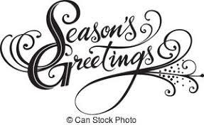 seasons greetings clip art black and white. Fine Art Seasons Greetings Presents Vector Clipartby BHJ4306 Seasonu0027s   Version Of My Own Calligraphy With Clip Art Black And White E