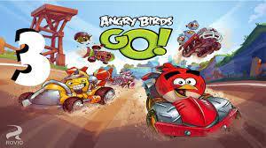 Angry Birds Go! - iOS / Android - Walkthrough/Lets Play #3 Unlock Beach  Buggy - YouTube