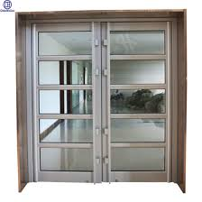 residential building aluminum profile sliding folding door