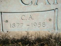 Claude Albert Carlson (1877-1958) - Find A Grave Memorial