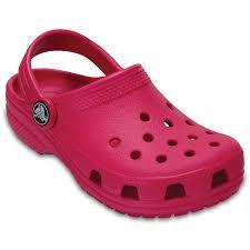 Kids Crocs Classic Outlet Store Pink Crocs Clogs