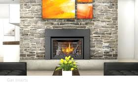 cost of gas fireplace inserts gas fireplace inserts cost to run