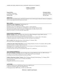Reverse Chronological Resume Horsh Beirut