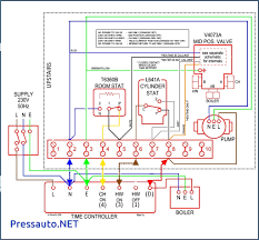 beautiful central heating wiring diagrams pictures images for also timer diagram excellent wiring diagram for central