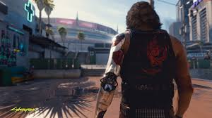Wallpaper Cyberpunk 2077, Keanu Reeves ...