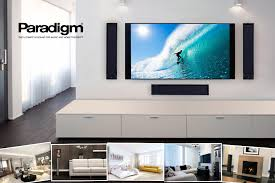 flat screen tv on wall with surround sound. 7.1 surround sound flat screen tv on wall with