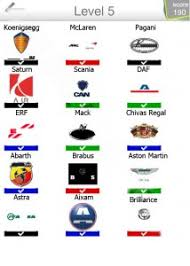 car logos quiz. spent on the game android i hope this guide will help you through we share car logo quiz for answers in article logos p