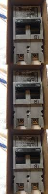 circuit breakers and fuse boxes 20596 zinsco 150 amp main new but small breaker box at 150 Amp Breaker Fuse Box