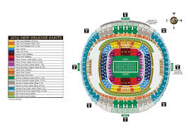 Superdome Seating Chart With Row Numbers Abiding Jones Dome Seating Chart Edward Jones Dome Seating