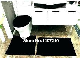 luxury bathroom rugs black bathroom rug luxury bathroom rugs black bath rug set stunning hot ing