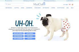 create a spectacular 404 error page