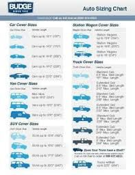 Car Cover Size Chart Best Picture Of Chart Anyimage Org
