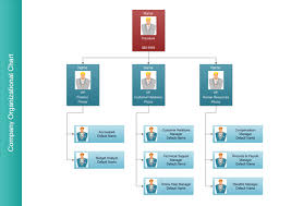 Example Of Functional Chart Functional Organizational Chart
