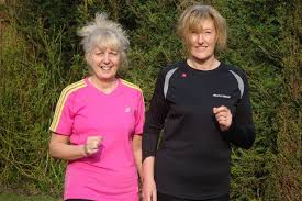 Duo Wendy Mills and Joy Whitworth to team up for final 10k run - Manchester  Evening News