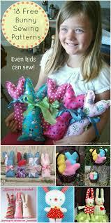 Free Bunny Pattern Template Interesting Design Inspiration