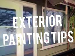 exterior painting ideas tips for home window and door sills first you
