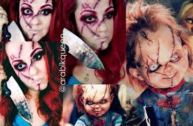 makeup tutorial chucky child s play