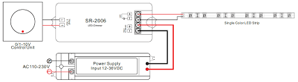 0 10v dimming wiring diagram 0 image wiring diagram 1 channel constant voltage 0 1 10v dimmer sr 2006 on 0 10v dimming wiring diagram