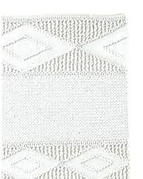 black and white wool rug textured cleaning felted