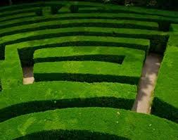 Small Picture 447 best maze images on Pinterest Mandalas Labyrinth maze and