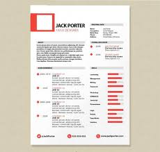 31 Useful Resume Mockups To Create Professional Resume Colorlib