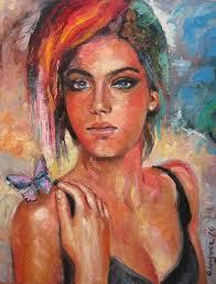 color muse photo color original painting beautiful artmajeur contemporary art painting 50x40 cm