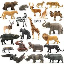 african animals toys. Modren Animals Wenhsin The Jungle Wild Life Farm Animals Series 3 Africa Imitate  Toys Kids Learning Toy To African