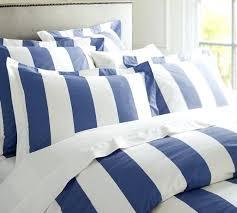 vintage ticking stripe duvet cover blue and white stripe single duvet cover blue stripe duvet cover