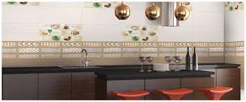 make sure that you create harmony between the subtle décor and vibrant features in such a way that the kitchen screams wow