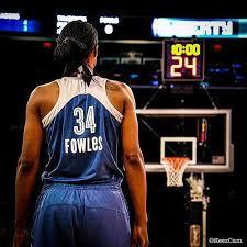 minnesota lynx c sylvia fowles at madison square garden