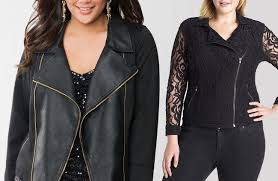 leather jackets plus size 12 chic plus size bomber jackets the global destination for plus