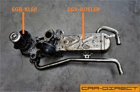 De Egr Klep En Egr Koeler Van Volkswagen Audi Seat En Skoda