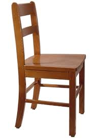 wooden chair side view.  Wooden One Room School House Oak Juvenile Chair  16 Inch Seat Height Side View  Throughout Wooden