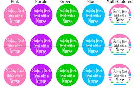Nurse Themed Wine Stoppers Choose Your Design Hobknobin