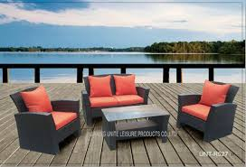 comfortable porch furniture. China Comfortable Outside Patio Seating Sets With Cushion PE Wicker Modern Style Supplier Porch Furniture E