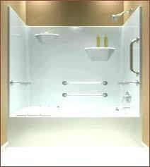 one piece bathtub shower combo one piece tub and shower unit one piece tub shower combo
