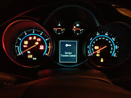 2014 Chevy Cruze Warning Lights Service Traction Control Chevrolet Cruze Forums