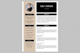 Interesting Cv Examples Creative Writing Cv Template Artworker Examples Best Resume