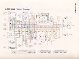 kz650 info wiring diagrams kz650 d1