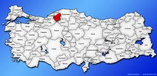 Image result for karabük haritası