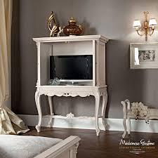 Luxury Tv Stand Design Classic Tv Cabinet Wooden Casanova Modenese Interiors