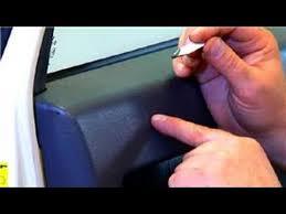 useful automotive tips repairing torn auto vinyl
