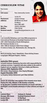 how to write cv for job application pdf  sample of curriculum vitae for job  application pdf          png BBC com