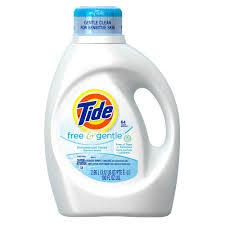 detergent for sensitive skin. Interesting Skin Free And Gentle Liquid Laundry Detergent 64 Load In For Sensitive Skin L