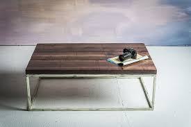 metal frame coffee table impractical eu