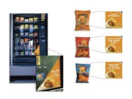 Mcdonalds Vending Machine Custom Mcdonald's Snack Wrap SNACK WRAP VENDING MACHINE AND CHIPS