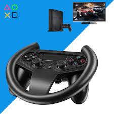 PS4 Bộ Điều Khiển Giá Đỡ Lái Xe Ô Tô Trò Chơi Đua Xe Bánh Xe Máy Chơi Game  Tay Cầm Chơi Game Bọc Vô Lăng cho Máy Chơi Game Sony Playstation