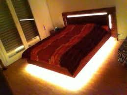 under bed led lighting.  Bed Floating LED Bed YouTube In With Lights Designs 7 For Under Led Lighting