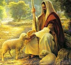 Image result for pictures of Jesus as gentle